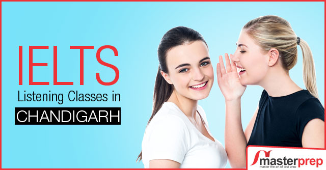 IELTS Listening Classes