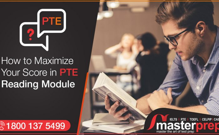 How to Maximize Your Score in PTE Reading Module