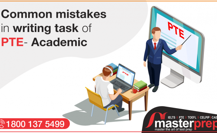 Common Mistakes in Writing Task of PTE- Academic