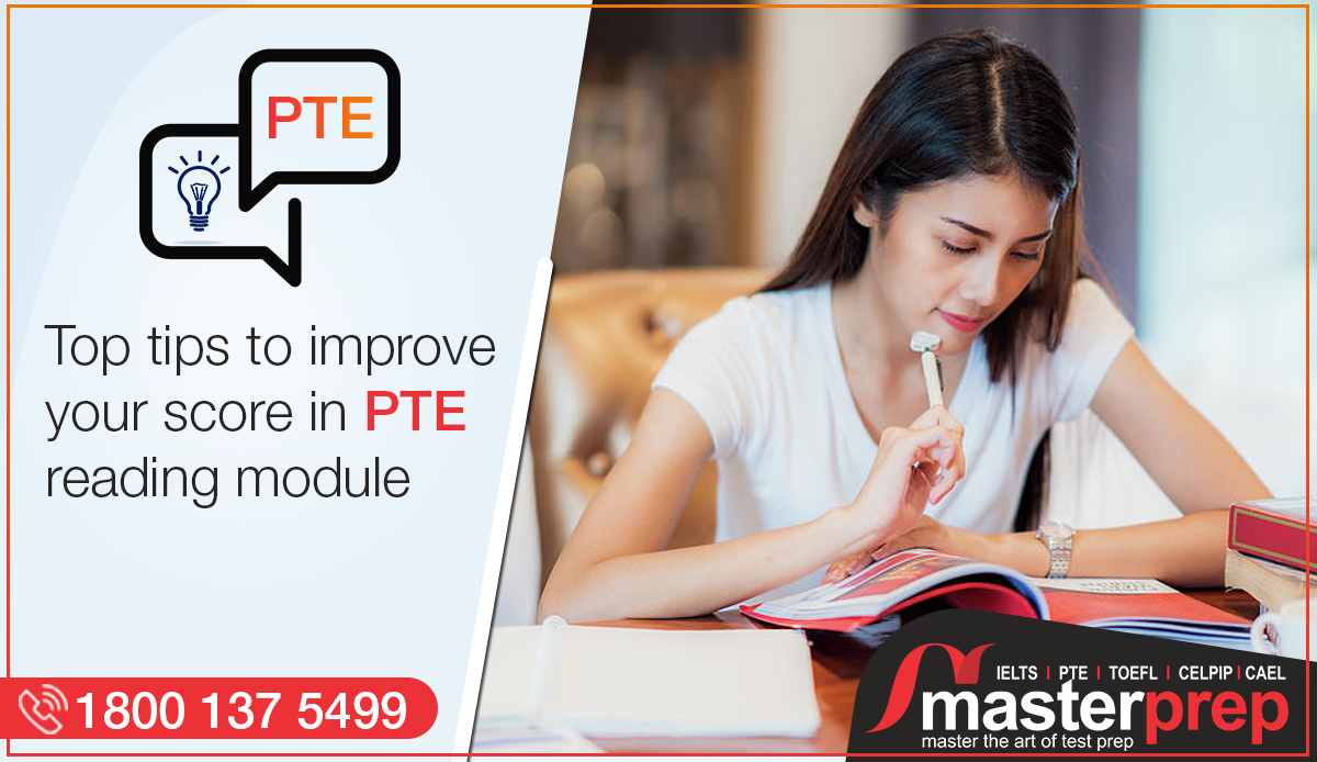Top Tips to Improve Your Score in PTE Reading Module